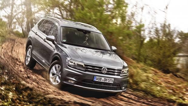 Στην Ελλάδα το μεγαλύτερο και 7θέσιο Volkswagen Tiguan Allspace