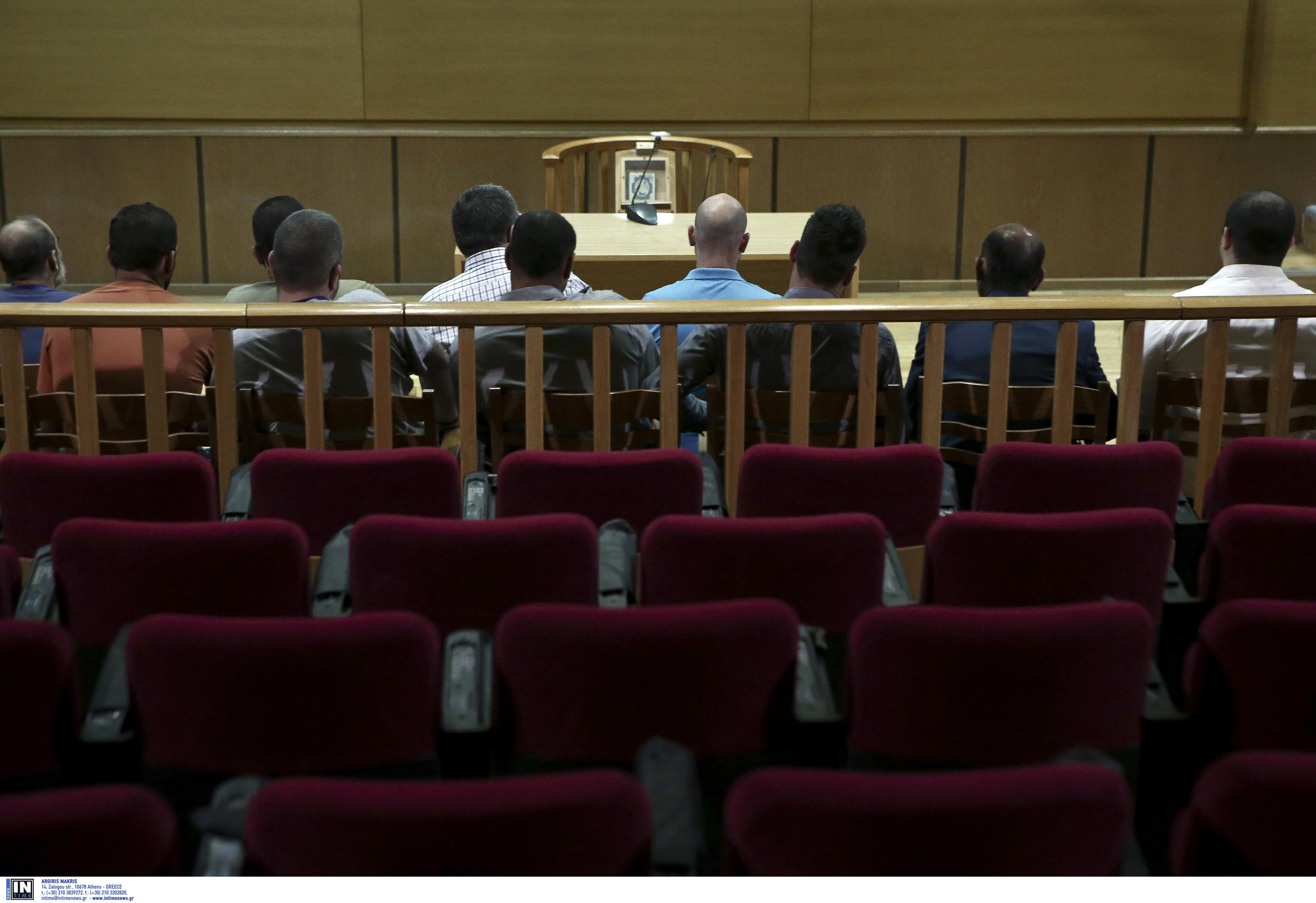 Δίκη Χρυσής Αυγής: «Δεν πήγα πουθενα ως κουκουλοφόρος ή ως Σούπερμαν - Μπήκα να τους χωρίσω κι έφαγα ξύλο»