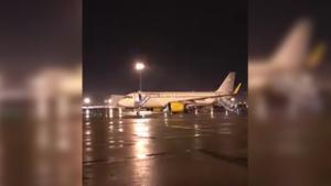 Τρόμος σε πτήση στην Βαρκελώνη – Οι στιγμές του πανικού [video]