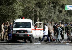Αφγανιστάν: Νέο μακελειό – 27 νεκροί από διπλή βομβιστική επίθεση