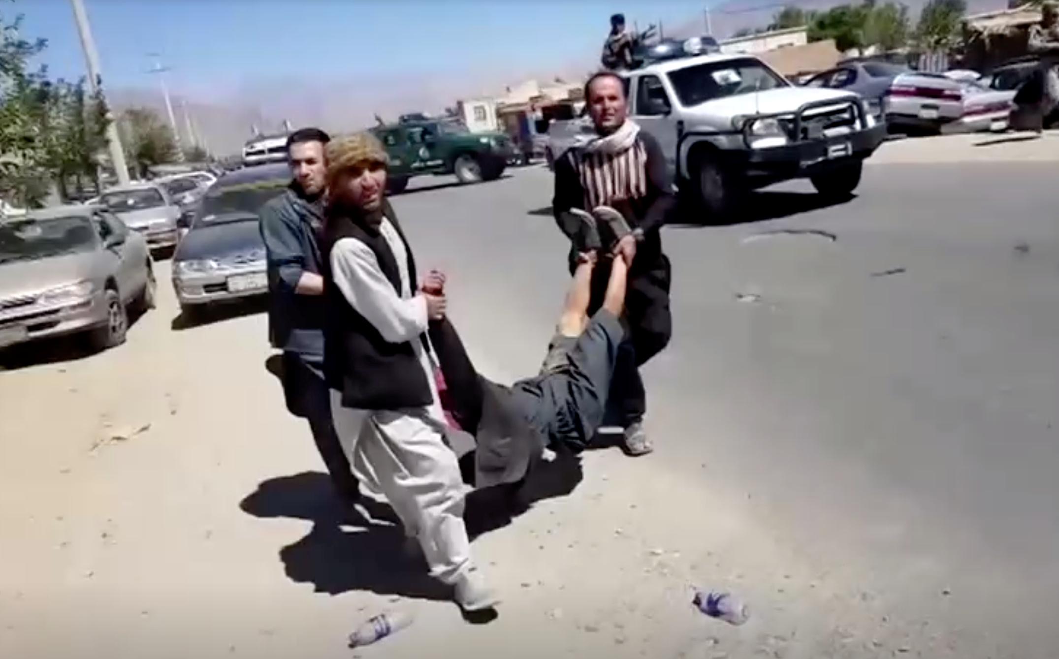 Αφγανιστάν: Τουλάχιστον 20 νεκροί και 95 τραυματίες από επίθεση Ταλιμπάν