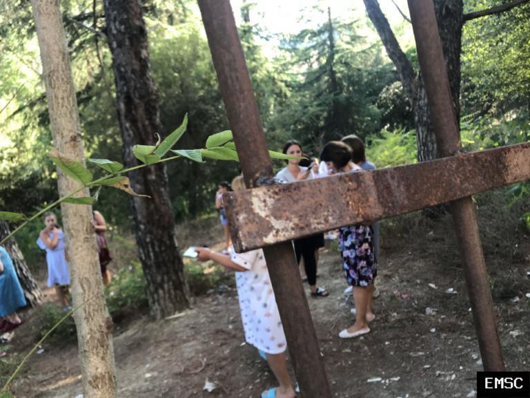 Σεισμός στην Αλβανία: Οι πρώτες εικόνες – Συγκλονιστικές μαρτυρίες [pics]