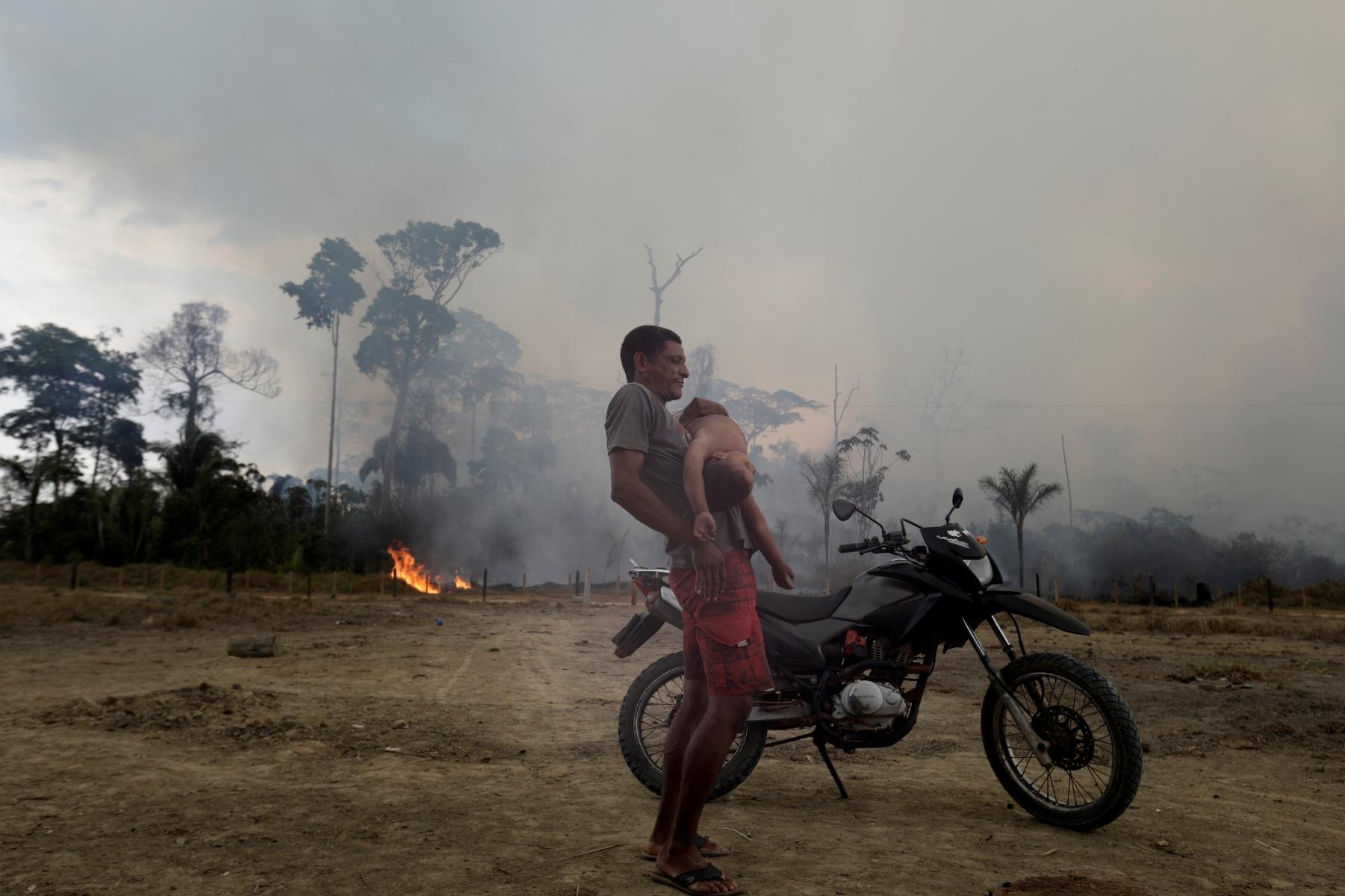 Άγρια δύση ο Αμαζόνιος! Εκτέλεσαν υπερασπιστή των αυτόχθονων μπροστά στην οικογένειά του!