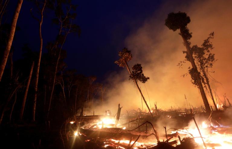 Φωτιές στον Αμαζόνιο: Δύο νεκροί στην Βολιβία!