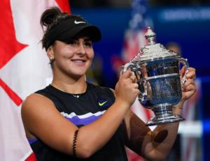 "US Open: 19χρονη ""Βασίλισσα"" στη Νέα Υόρκη! ""Διέλυσε"" την Σερένα Γουίλιαμς – video"