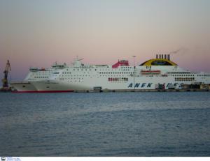 Ηγουμενίτσα: Τρεις τραυματίες από τη φωτιά στο πλοίο Champion Olympic