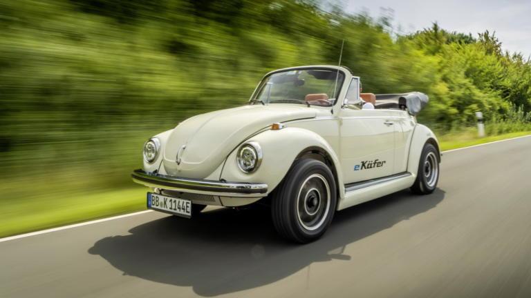 Η Volkswagen εξηλεκτρίζει τον θρυλικό «Σκαραβαίο»!