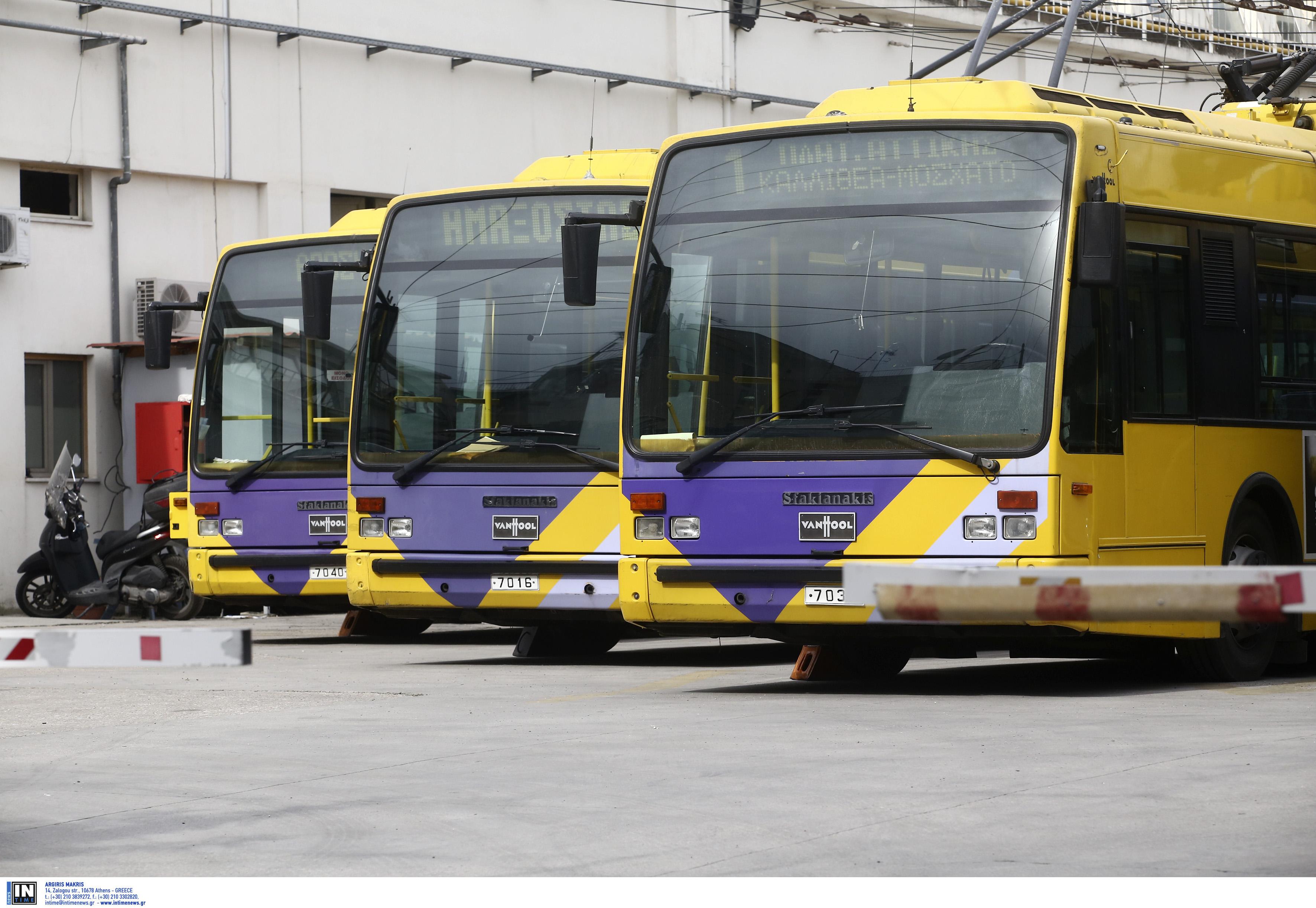 Απεργία στις 24/09 σε λεωφορεία, τρόλεϊ, ΗΣΑΠ