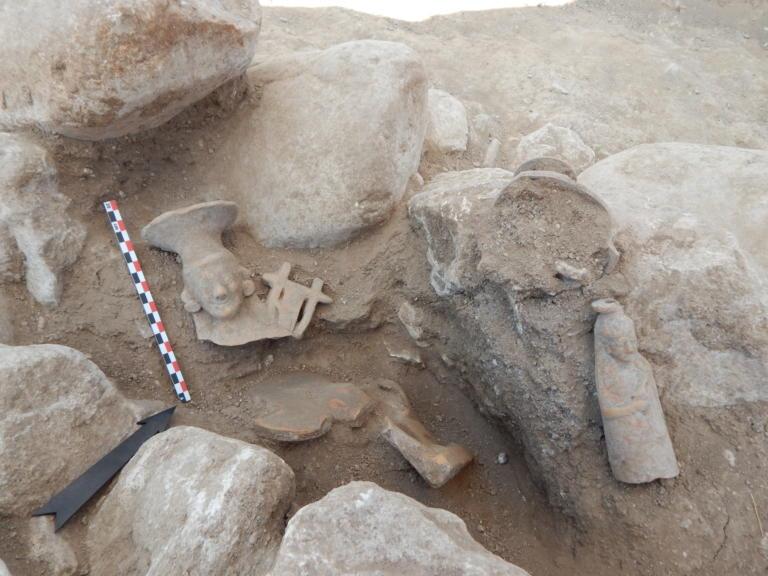 Σημαντικά ευρήματα στον αρχαιολογικό χώρο στην Αχλάδα Φλώρινας