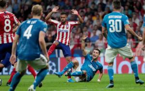 Champions League: Ματσάρα στη Μαδρίτη! Ισόπαλες Ατλέτικο και Γιουβέντους