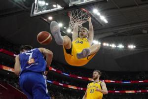 Μουντομπάσκετ 2019: Στα ημιτελικά η Αυστραλία! Απέκλεισε την Τσεχία