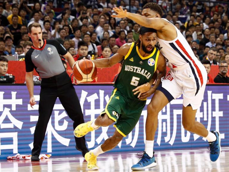 Μουντομπάσκετ 2019: Ανίκητη η Αυστραλία! Προκρίθηκε ως πρώτη μετά από «θρίλερ»