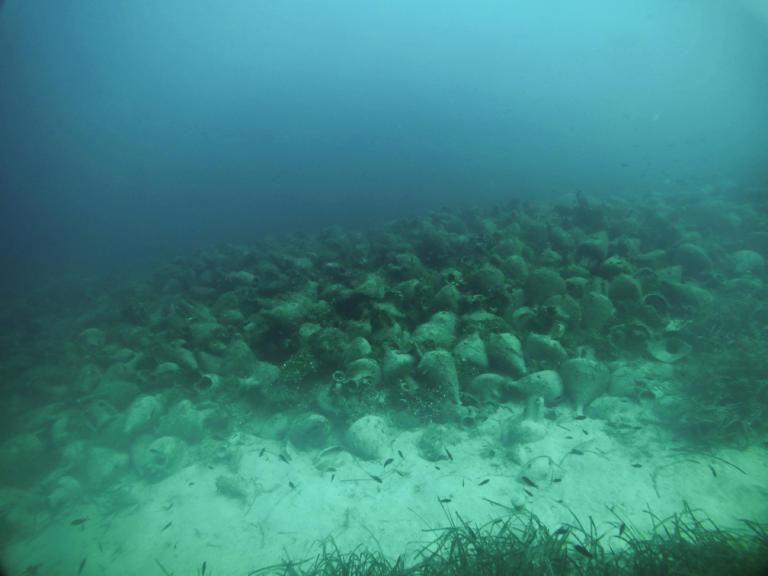 Αλόννησος: Από το επόμενο καλοκαίρι θα είναι επισκέψιμο το ναυάγιο της Περιστέρας