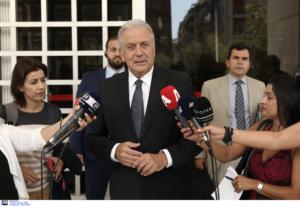 Αβραμόπουλος: «Έχω εμπιστοσύνη στη δικαιοσύνη ότι θα φέρει στο φως όλη τη σκευωρία»
