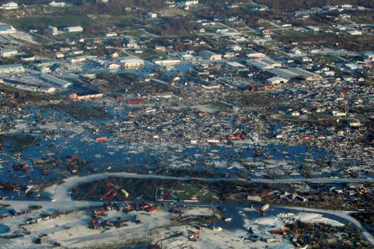 Μπαχάμες: 20 οι νεκροί από τον κυκλώνα Ντόριαν