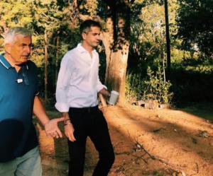 Κώστας Μπακογιάννης: Στα φυτώρια του Δήμου για μια πιο πράσινη Αθήνα