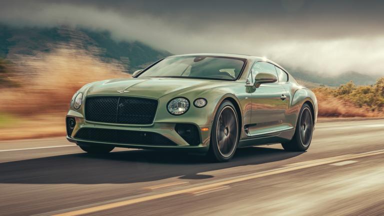 Η Bentley Continental GT έχει 7 δισ. διαφορετικούς συνδυασμούς διαμόρφωσης