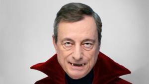 Bild κατά Ντράγκι! Τον αποκαλεί κόμη…Ντράγκουλα που ρουφάει το αίμα των καταθέσεων