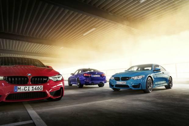 Νέα επετειακή έκδοση για τη BMW M4 [pics]