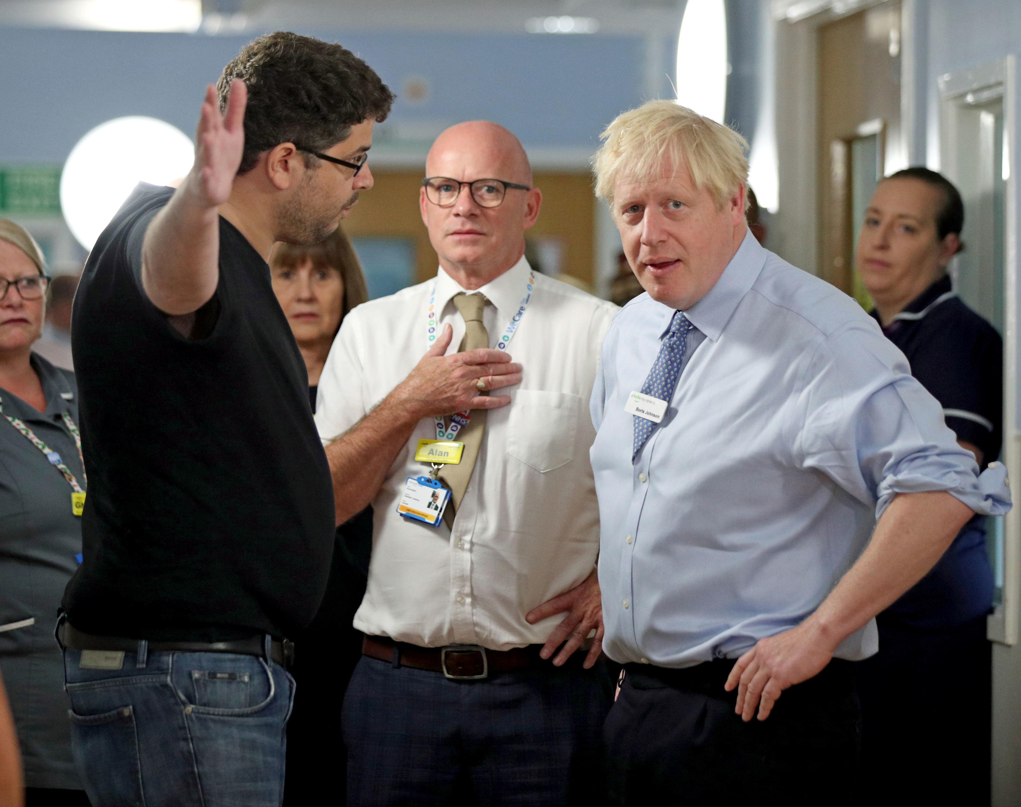 Brexit - Τζόνσον