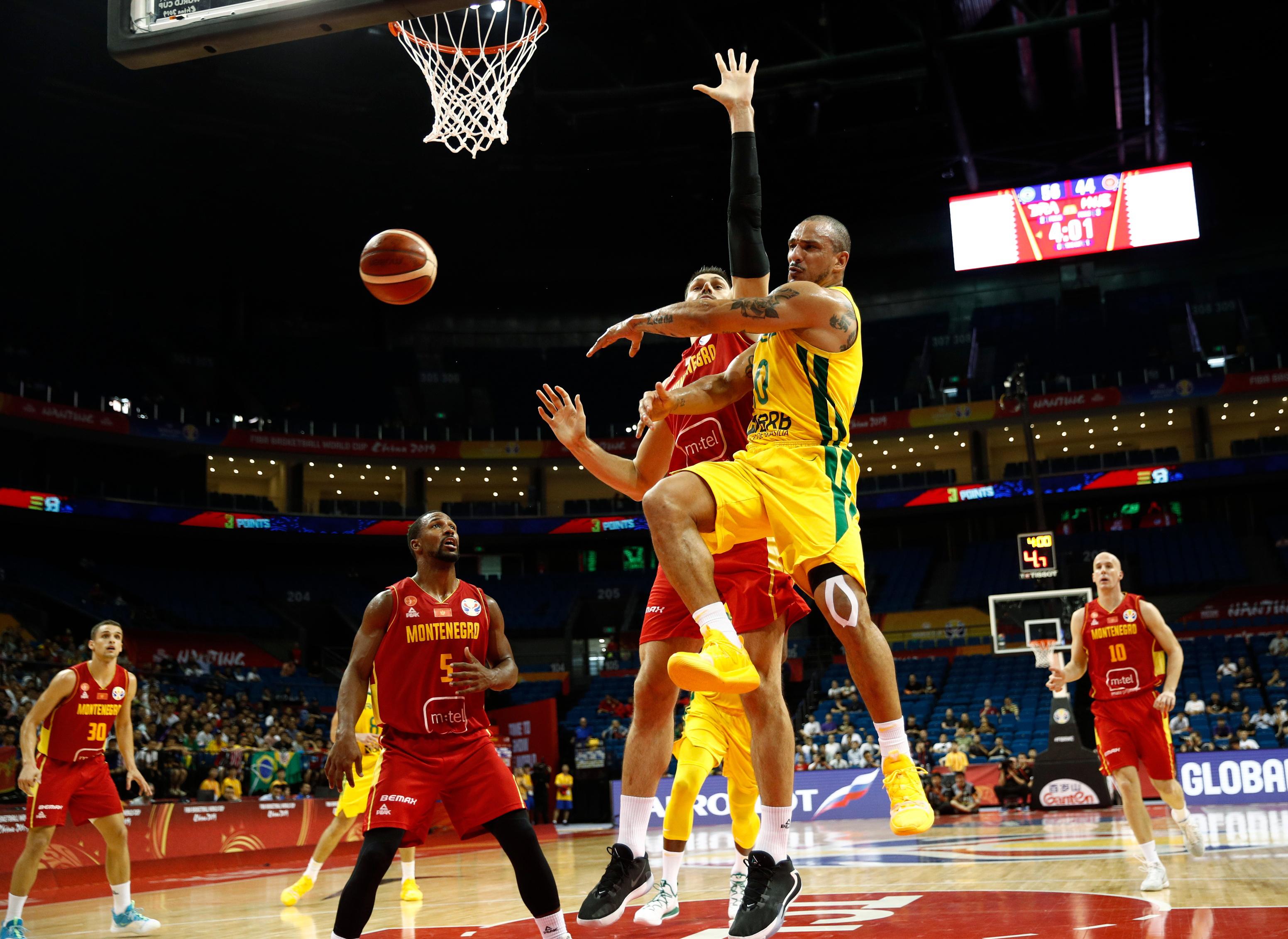 Μουντομπάσκετ 2019: Με το απόλυτο στη δεύτερη φάση η Βραζιλία! Νίκησε και το Μαυροβούνιο