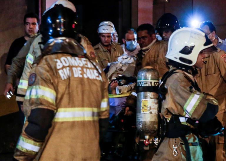 Βραζιλία: Ένας νεκρός από φωτιά σε νοσοκομείο