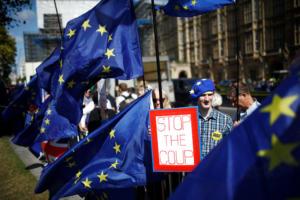 Brexit: Δεν υπάρχει άλλη λύση πέραν του backstop επανέλαβε η Κομισιόν