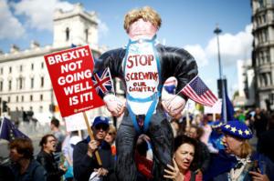 Brexit: Εκλογές θα ζητήσει ο Μπορίς Τζόνσον σε περίπτωση νέας ήττας στο κοινοβούλιο