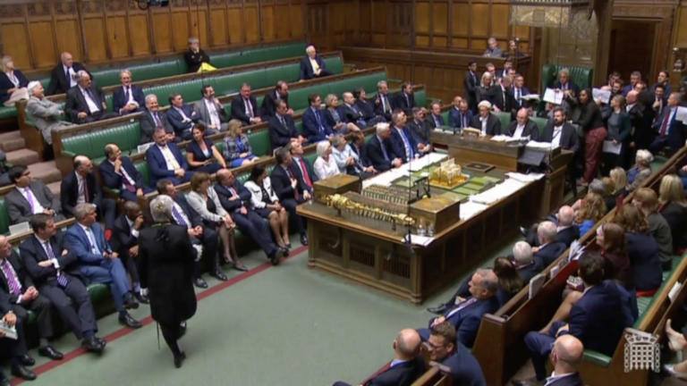 Brexit: Χάος στη Βουλή και νέα ήττα για τον Μπόρις Τζόνσον – video