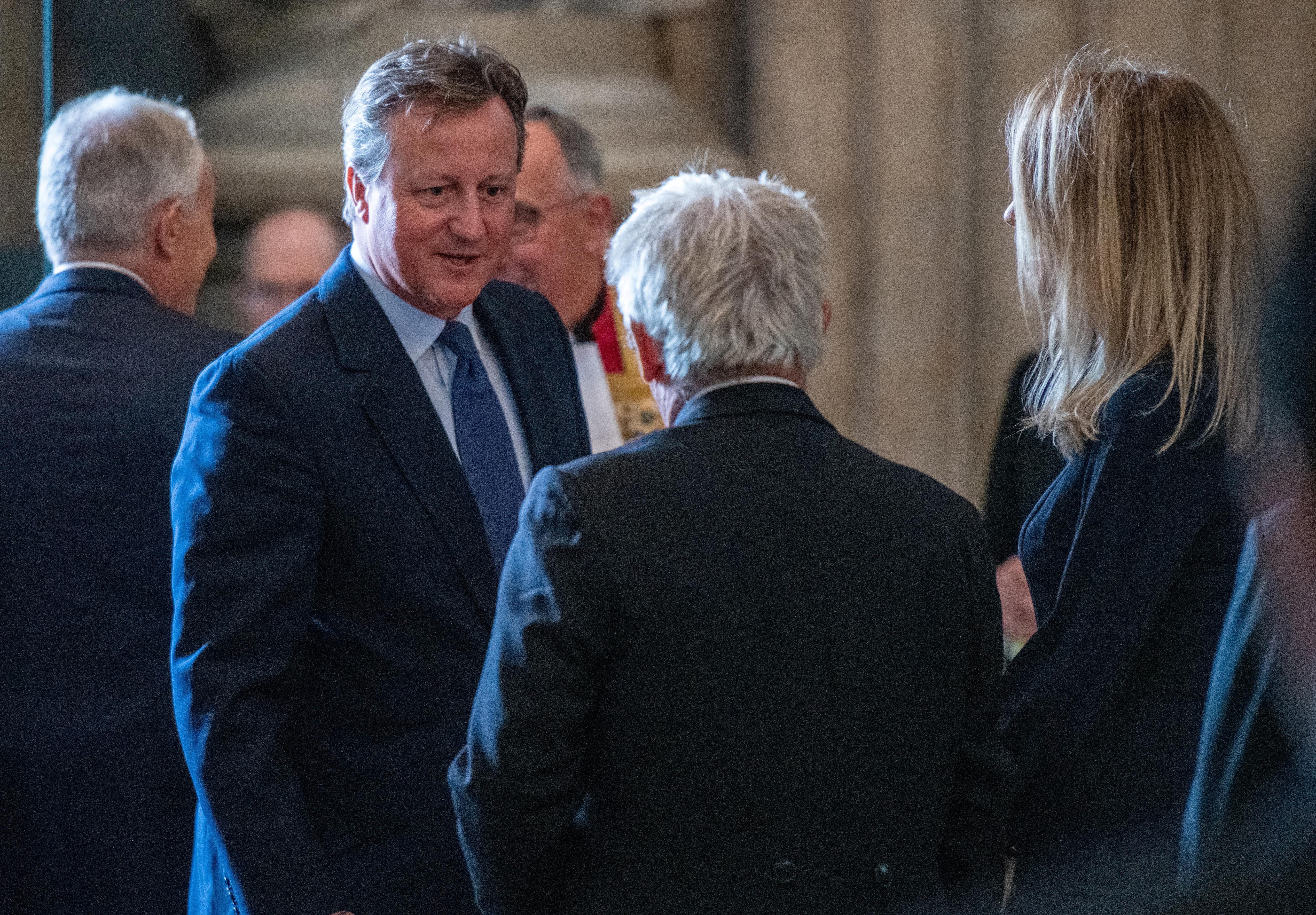 Αποκαλύψεις Κάμερον: Ο Μπόρις Τζόνσον πίστευε ότι το Brexit θα χάσει το δημοψήφισμα