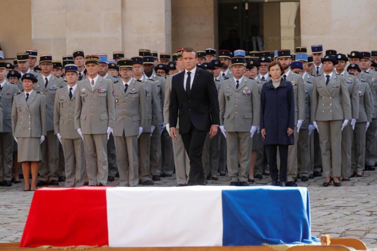 Ζακ Σιράκ: Παρέλαση ξένων ηγετών στο τελευταίο αντίο