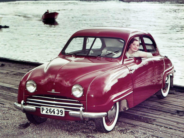 Αυτό ήταν το πρώτο αυτοκίνητο που έφτιαξε η SAAB [pics]