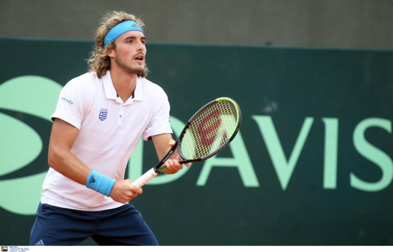 Davis Cup – Τσιτσιπάς: Ένιωσα σαν στο σπίτι μου» – video
