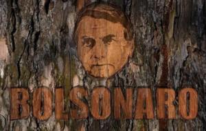 Ένα «δάσος διαμαρτυρίας» κατά του Μπολσονάρου