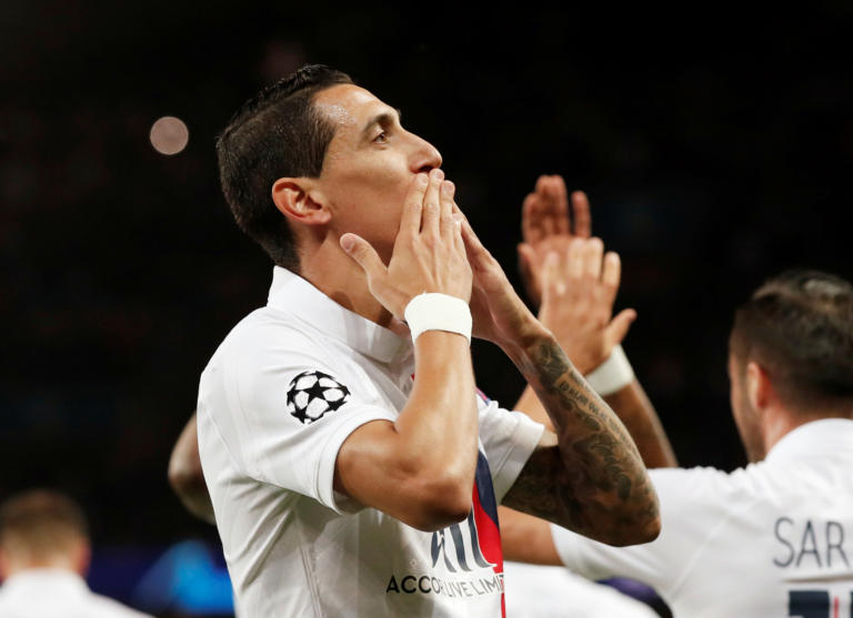 "Champions League: Η Παρί Σεν Ζερμέν ταπείνωσε τη Ρεάλ Μαδρίτης! ""Τριάρα"" με υπογραφή Ντι Μαρία"