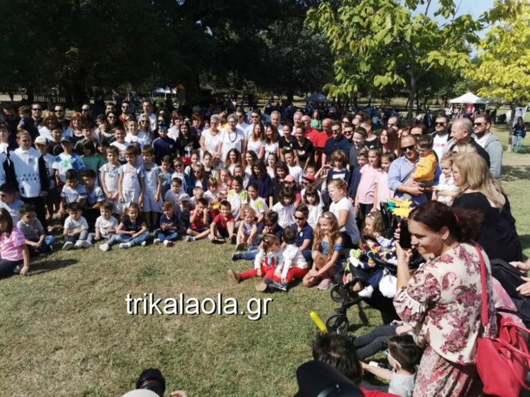 Στα Τρίκαλα έγινε η πρώτη Πανελλήνια Συνάντηση Διδύμων!