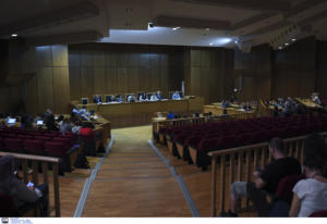 Δίκη Χρυσής Αυγής: Έλεγα ψέματα – Έκανα λάθος με τον εαυτό μου, είπε κατηγορούμενος