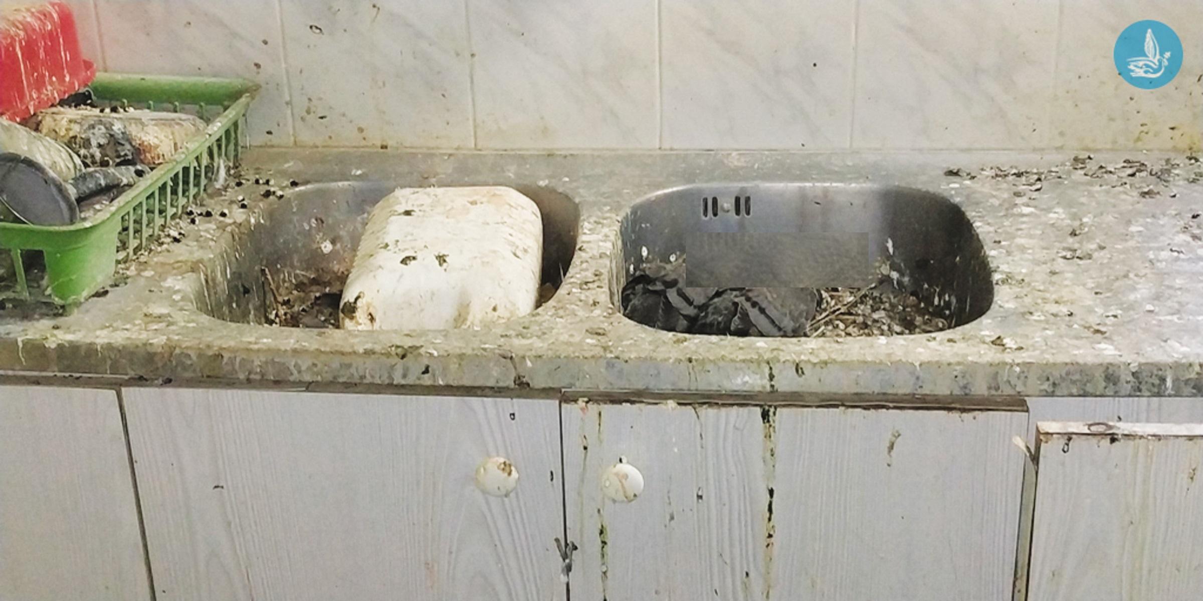 Ρόδος: Σοκαριστικές εικόνες στο πρώην Δημαρχείο Ιαλυσού