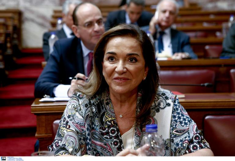 Ντόρα Μπακογιάννη: Θα τηρήσουμε και θα τιμήσουμε την Συμφωνία των Πρεσπών