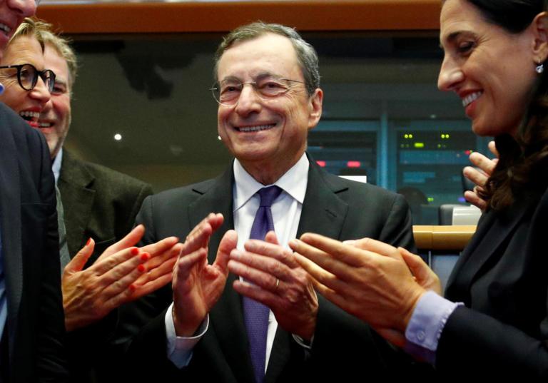 Ντράγκι: Η ΕΚΤ δεν είχε ποτέ Plan B με την Ελλάδα εκτός ευρώ!