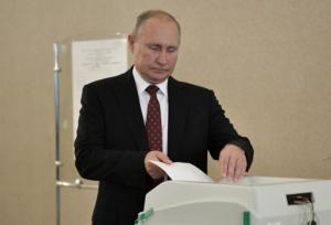 """Ρωσία: """"Χαστούκι"""" στον Πούτιν – Χάνει το 1/3 των εδρών στην Μόσχα"""
