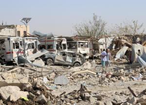 Αφγανιστάν: Τους 39 έφτασαν οι νεκροί από επίθεση αυτοκτονίας των Ταλιμπάν σε νοσοκομείο