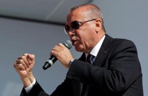 Ερντογάν: Όταν ξυπνούν τον γίγαντα, θα υποστούν και τις συνέπειες