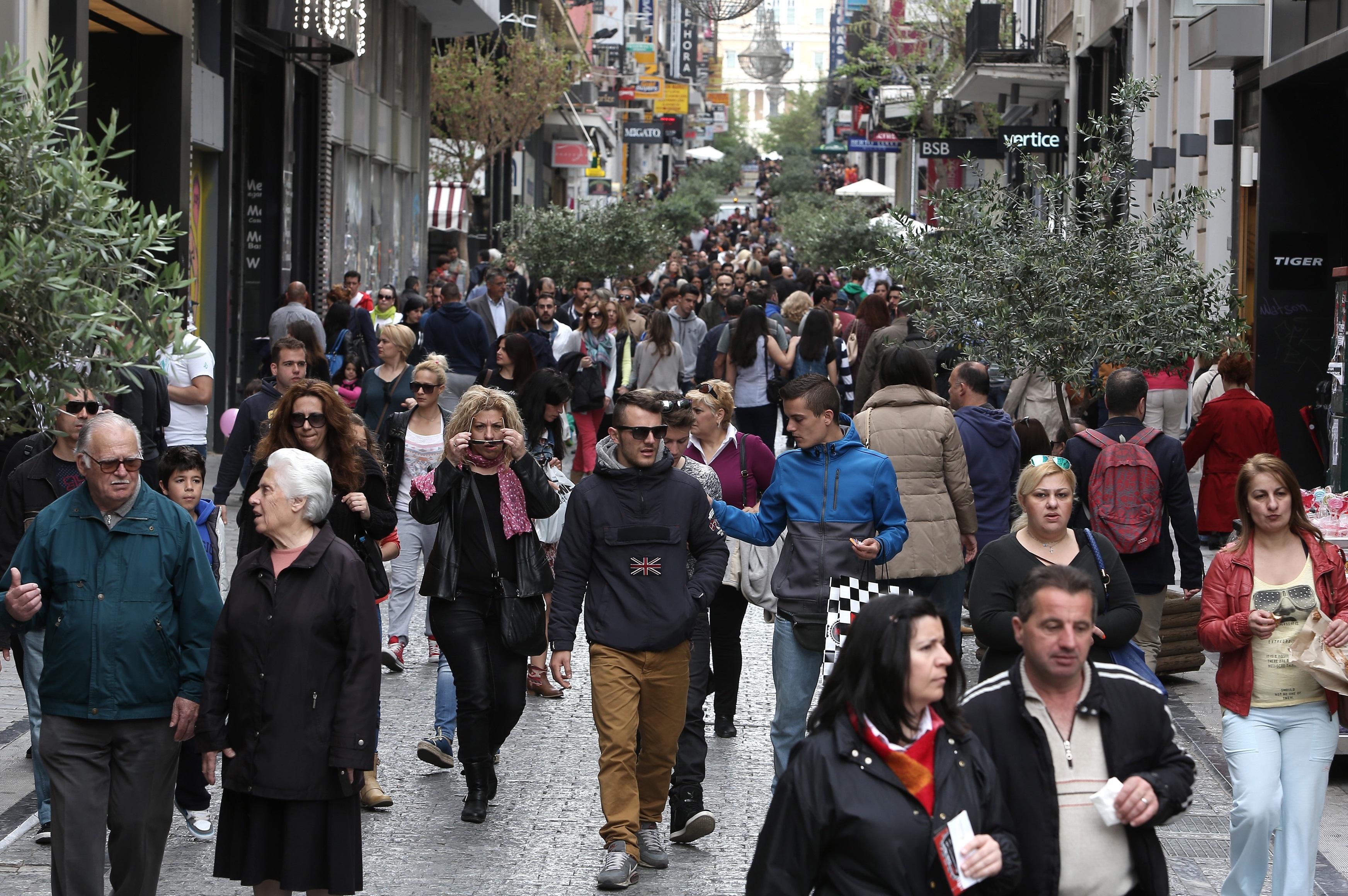 Έρευνα του ΣΕΒ: Οι 11 κλάδοι με τους 240.000 εργαζομένους πλήρους απασχόλησης
