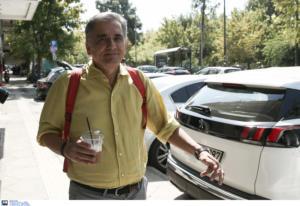 ΣΥΡΙΖΑ: Ο αγνώριστος Φίλης, ο καλοκαιρινός Ευκλείδης και οι κομψές Όλγα και Ρένα