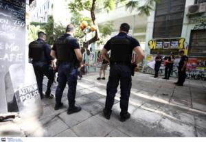 Δυο συλλήψεις αλλοδαπών για ναρκωτικά στα Εξάρχεια