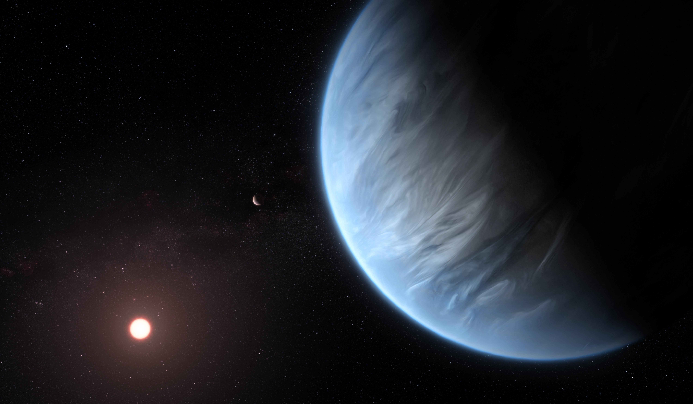 Δέος! Ανακαλύφθηκε νερό σε εξωπλανήτη που μπορεί να κατοικηθεί! Έλληνας ο επικεφαλής της ομάδας επιστημόνων