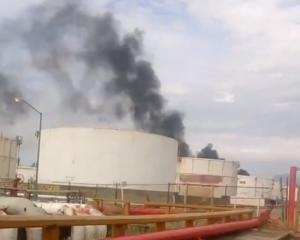 Έκρηξη σε διυλιστήριο πετρελαίου και στο Μεξικό!