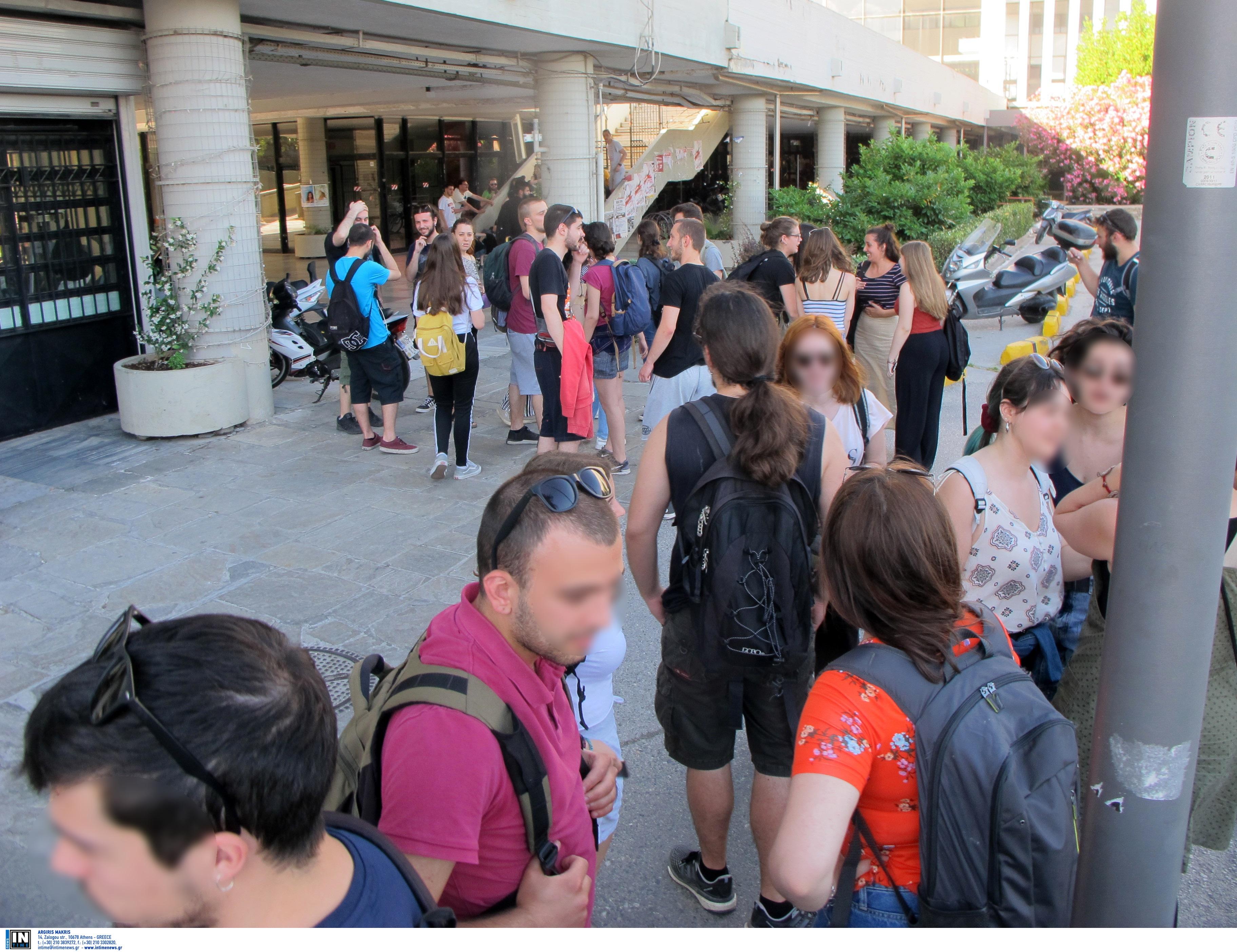 Εγγραφές πρωτοετών φοιτητών στο eregister.it.minedu.gov.gr