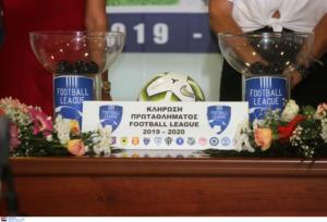 Football League: Το πρόγραμμα της σεζόν 2019-20!